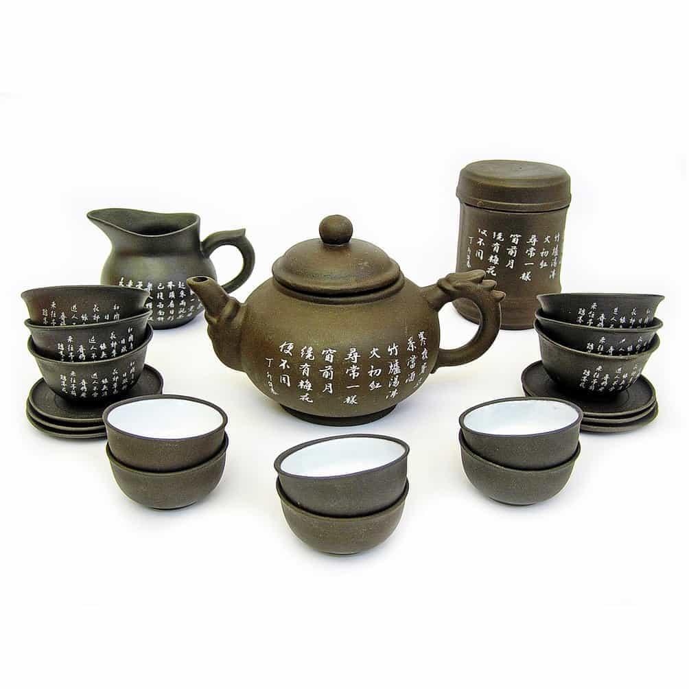 Чайные сервизы (34)
