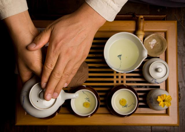 Правильно заваренный чай китайский молочный улун раскроет все грани вкуса и аромата