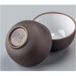 Пиалы для чаепитий из глины - 4 штуки в наборе. Маленькие!