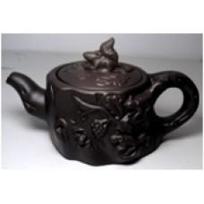 Чайник из исинской глины Белка
