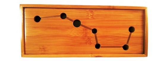 Чайный столик - Чабань Кроха! 30х12х4 см