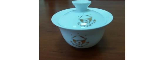 Гайвань для чаепитий из фарфора