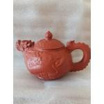 Чайник из исинской глины Китайский дракон