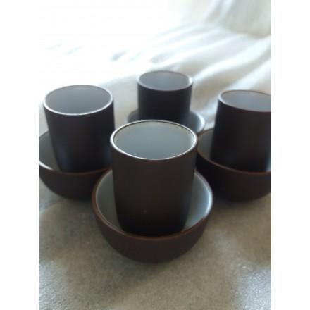 Чайные пары на 4 персоны