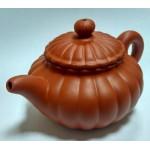 Чайник глиняный светлый 150-200мл.
