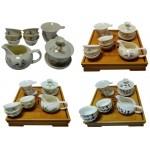 Набор для церемонии чаепития из фарфора!