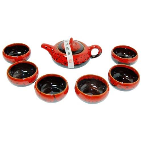 Набор для чаепития из фарфора Вдохновение!