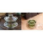 Гайвань для чаепитий из стекла