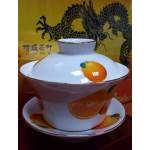 Гайвань для чаепитий из фарфора! Большая!