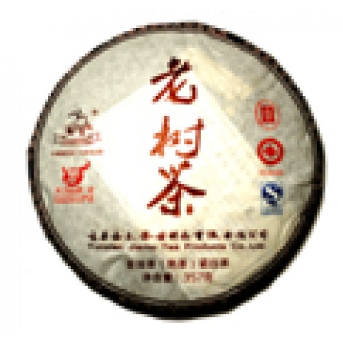 Шу пуэр  Lao Shu Cha  357 грамм 2011 года!