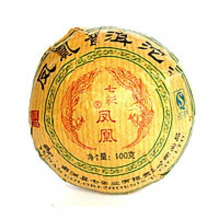 Шен пуэр - 100 грамм -Bulang