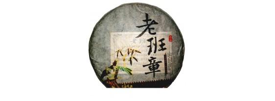 Шен пуэр Lao Bang Zhang - 357 грамм - 2015 год