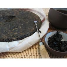 Шу пуэр Старый рецепт -2010 года - 357 грамм!