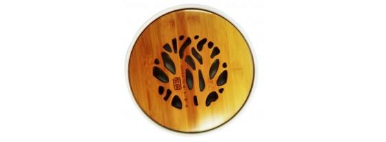 Столик для чайной церемонии из керамики