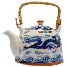 Заварочный чайник фарфор - 700 мл!