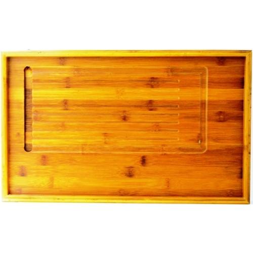 Чайный столик - Чабань из бамбука