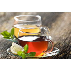 Перец и чай