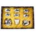 Набор для чаепития из фарфора Бамбук-2