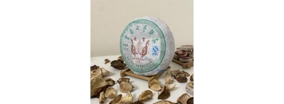 Шен пуэр Yi Liang «Счастливый Дракон» - 100 грамм