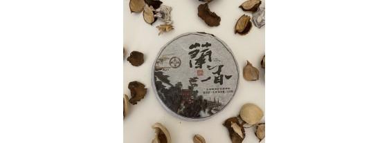 Классический Шен Пуэр Lan Xiang - 100 грамм