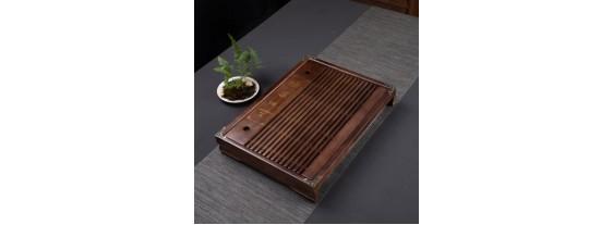Чайный столик - Чабань -Дерево 38*28*6 см!