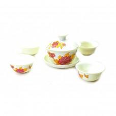 Набор для чаепития из фарфора в коробочке