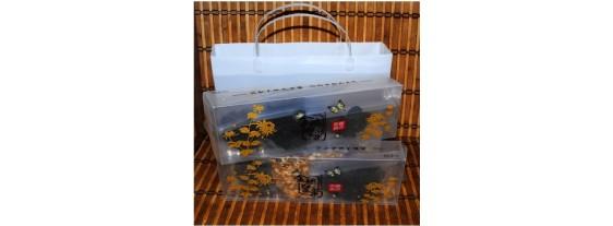 Подарочный набор с китайским чаем в сумочке