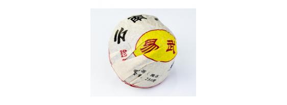 """Шен Пуэр """"Черный гриб"""" 250гр. 2013г."""
