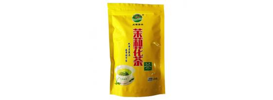 """Китайский чай """"Зеленый с жасмином """" 100 г."""