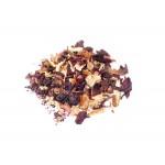 Фруктовый чай с яблоком - 50 грамм