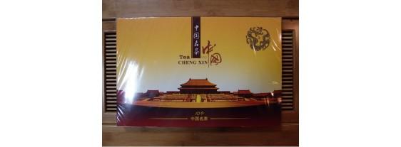 Подарочный набор китайских элитных чаев