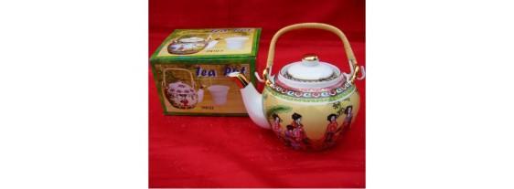 Чайник заварочный - Бежевый