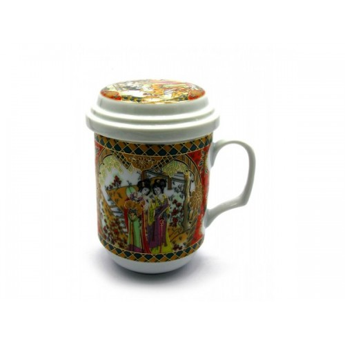 Чашка заварочная с ситом