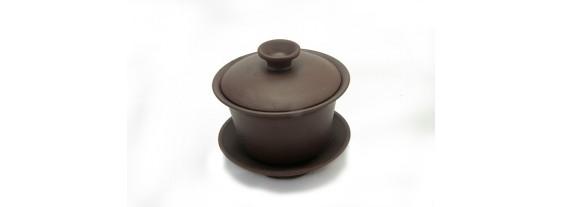 Гайвань для чаепитий из глины