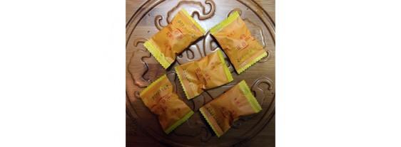 Шу пуэр с пикантными нотками табака  - 10 штук в упаковке