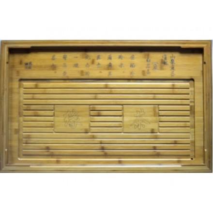 Чайный столик - Чабань - Искушения Востока из бамбука