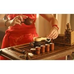 Как проводить китайскую чайную церемонию
