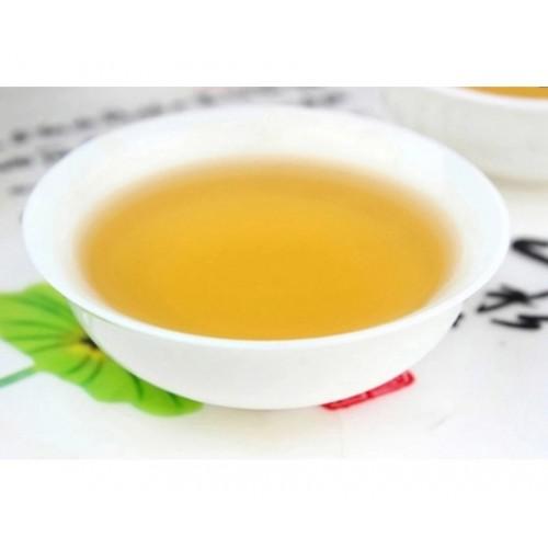 Основным компонентом чая используют ревень, растущий в тибетских горах на высоте 3000 м